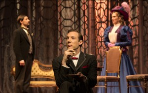 Yalin Ozucelik Nathan OKeefe Anna Steen photo by Shane Reid 300x189 THEATRE – The Importance of Being Earnest – Playhouse   4K