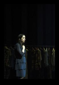 Alison Bell in Betrayal ©Shane Reid