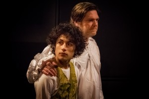 Titus and the Young Lucius - image by Richard Parkhill.